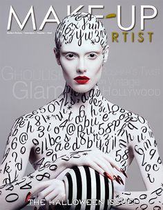 Make Up Artist Magazine Pdf