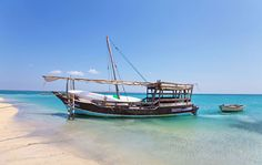 Sandbank dining, a short dhow ride from Ibo Island Lodge. The incoming tide means stays here are short yet sweet.