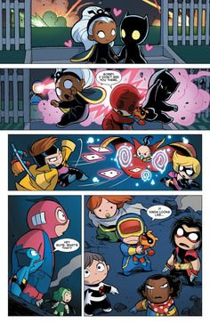 A-Babies vs. X-Babies Full - Read A-Babies vs. X-Babies Full comic online in high quality Ms Marvel, Marvel Comics, Marvel Heroes, Deadpool Funny, Funny Marvel Memes, Funny Comics, The Avengers, Horror Movie Characters, Marvel Characters