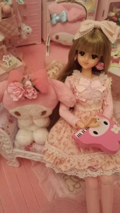 My Melody ♪ My pure melody | PLAIN BEAUTY ~ princess story adult ed my Rika-chan diary