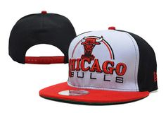 NBA Chicago Bulls Snapback Hats Caps White Reds 2325|only US$8.90