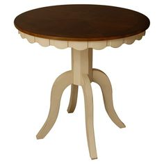 I pinned this Cottage Bistro Table from the Carolina Accents event at Joss and Main!