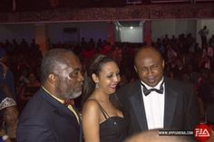These are pix from AMAA AWARDS 2013