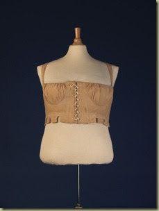The 'Corset Elastique', mystery garment, and about Regency short stays – Atelier Nostalgia Corsage, Regency Dress, Regency Era, 18th Century Fashion, 19th Century, Vintage Underwear, Vintage Lingerie, Historical Clothing, Historical Costume