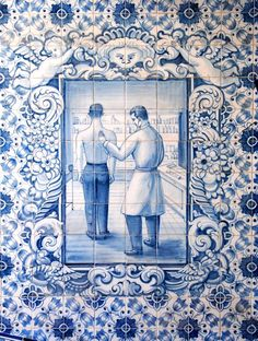 Fundição de Oeiras, Medical office Tile 40's/50's Pic: city Hall Communication Dtp