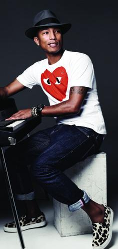 Pharrell Williams x COMME des GARÇONS   Fragrance Collection