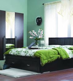 green bedsheet set