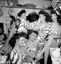 Club Ebony nightclub New York 1940s