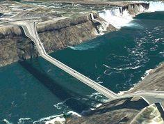 As imagens surreais do Google Earth foto: reprodução