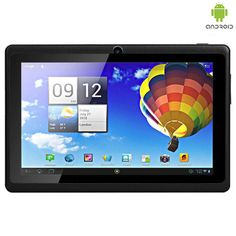 I found this amazing Google Android 4.0 OS 7 Dual Camera Capacitive Touch Tablet at nomorerack.com for 66% off. Sign up now and receive 10 dollars off your first purchase