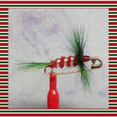 Fly Pattern for the 23 December 2014 Fly Contest / HOLIDAY THEME FLY - South East Fly Fishing Forum