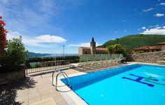 Urlaub mit Hund in der Ferienwohnung Begonia im Hotel Gallo in Tignale am Gardasee