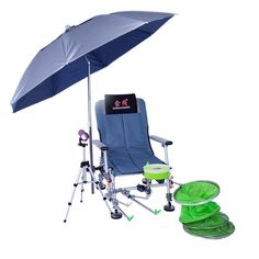 2018 New Folding Fishing Chair Portable Fishing Box Light Multi-purpose Backpack Beach Chairs To Have A Long Historical Standing Beach Chairs