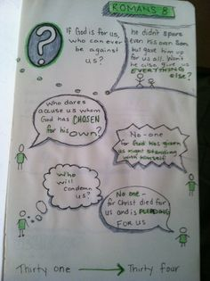 Interactive Scripture Notebook - use with 6th grade OT