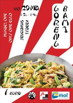 Onze wereldkeuken kiest deze week voor onze smaaktopper Bami Goreng. Laat je niet afschrikken door dit exotisch gerecht, want onze jongeren zijn steeds verrukt over deze heerlijke schotel. Een aanrader!