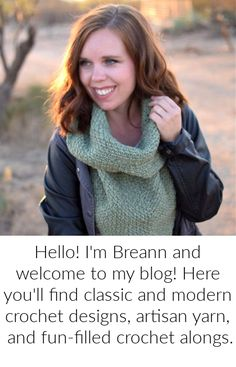 Ring Stitch Beanie Crochet Pattern (CAL for a Cause) - Hooked on Homemade Happiness Crochet Triangle Scarf, Crochet Cardigan Pattern, Crochet Stitches Patterns, Blanket Crochet, Crochet Scarves, Crochet Hats, Crochet Top, Crochet Decrease, Crochet Basics