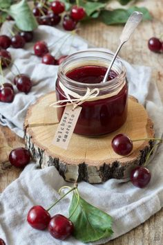 Marzipan, Beer Recipes, Food Photo, Chocolate Fondue, Preserves, Camembert Cheese, Cherry, Dairy, Sweets