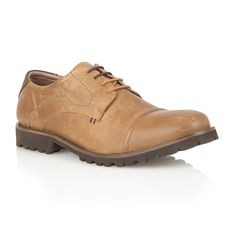 Lotus Drayton lace up shoes, Light Brown