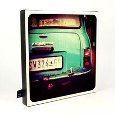 Mini Clubman Canvas – 297 x from Photo Art Nostalgia - (Save