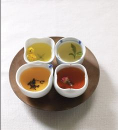 Korean traditional tea