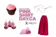 #PinkShirtDay