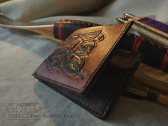 Viking Dragon ornament wallet