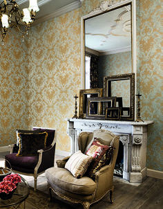 Grace, Caprice: The epitome of elegance, with a beautiful mix of velvety woven designs.