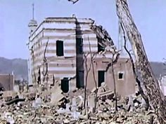 Hiroshima Atomic Bomb: Physical Damage & Blast Effect 1946 US Army Air Forces https://www.youtube.com/watch?v=EI08aCQQLAw #Hiroshima #atomic #bomb