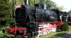 Steam Locomotives Museum, the largest outdoor technical museum in Europe and the only one in Romania - The Romania Journal Henry Ford Museum, Train Engines, My Town, Steam Engine, Steam Locomotive, Romania, Europe, Park, Places