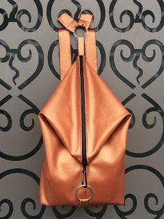 hinguckerl: Einfach schön, praktisch, variabel, robust und zu vielen Outfits passend: Mein neuer, selbstgenähter Rucksack!