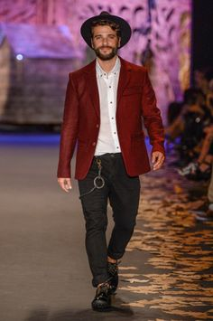SPFW - Inverno 2015 - Cavalera guiajeanswear.com.br