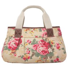 Bags | Country Rose Pleated Shoulder Bag | CathKidston