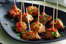Jerk chicken skewers – Recipes – Slimming World