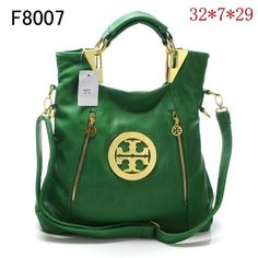 Two loves combined...handbags and green!