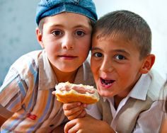 It can be difficult for a child to learn anything at school when they are concerned with the grumbling in their stomachs.  Your small $10 will go directly to feeding the kids across our Romania, Armenia and Israel Early Learning Centers. You are not only providing them with food, but also setting them up for success in school.