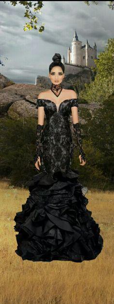 The Last Castle, Covet Fashion Game, ClaireNotRandall