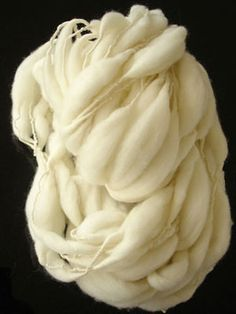 Learn to spin thick and thin slub yarn..