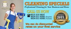 Istanbul Filipino Maids by AS Lifestyle Concierge and Real Estate Ltd. Sti.: SPECIAL DISCOUNT FOR CLEANING!!!
