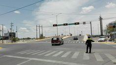 Se abre a la circulación el puente Carlos Herrera-La Falcón.