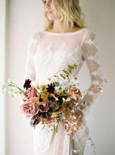 Wedding Bouquet - Kelly Lenard - Jake Anderson
