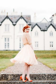 The Clothes Horse: Outfit: The Best Dress For Twirling