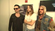 Image in 30 seconds to mars collection by I ❤ Jared Leto Mars Photos, Jared Leto, 30th, Hollywood, Couple Photos, 30 Seconds, Image, Eye Candy, Collection