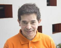 José, eco-agricultor, es entusiasta y perfeccionista y el más dicharachero del equipo   La Huerta de la Fundación