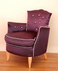 fauteuil Art Déco
