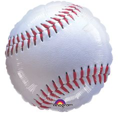 "Baseball Champion 18"""" Mylar Balloon 