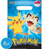 Pokemon Party Favors - Tattoos, Wristbands, Toys, Favor Bags & More - Party City