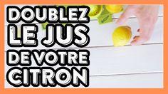 Qooking.ch -  Doublez le jus de votre citron