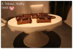 Delicious Healthy Snickers    http://www.healthgypsy.com/2014/01/24/healthy-snickers-bar/