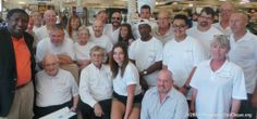 Thank you to Commissioner Holness, Mayor Resnick, Alex Maximus 3000 Ferbeyre, Veggie Express and Inspir-Asian and the hundreds of volunteers and guests that made #Poverello's Anniversary Celebration such a wonderful huge success on May 28, 2014.