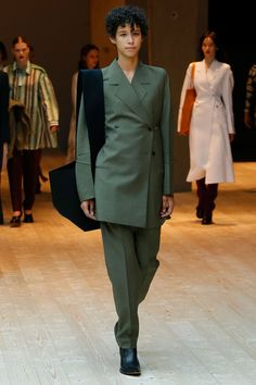 Workwear Gets A Catwalk Makeover | British Vogue